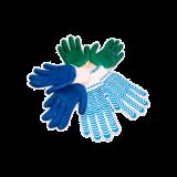 Хлапчатобумажные перчатки