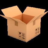 Картонные коробки четырехклапанные